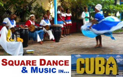 Dancing in Cuba 2019