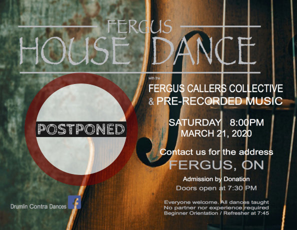House Dance 2020-Postponed